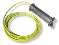 Dränkbar oljevärmare 250W bryt.temp 40°C 230V