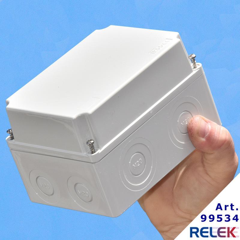 Tillslagsautomatik för omformare och spänningsomvandlare som ser till att batteriet är helt laddat och det gör nödströmsanläggningen redo när det blir strömavbrott