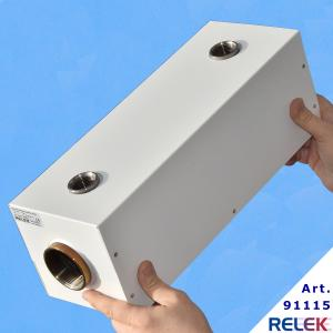 relek elkassett för uppvärmning som har isolering modell 91115