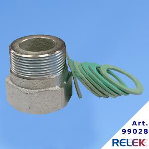 förlängningsadapter till cirkulationspump från 130 till 180 mm