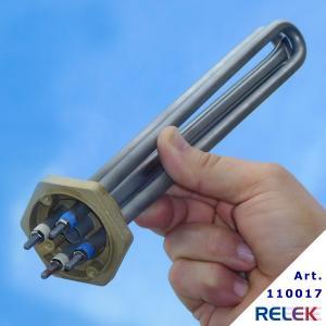 elpatronelement för vatten med R32gänga maximalt 2kW