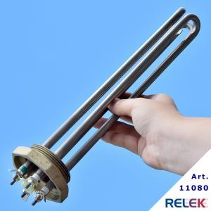 Elpatronelement  3000W R50 IL=280mm IU-34rf EPE-3rf rostfri