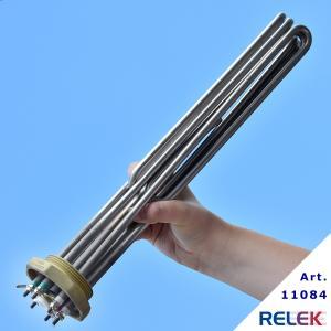 Elpatronelement  9000W R50 IL=390mm IU-311rf PPE-9rf rostfr