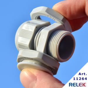 Tillbehör för montering av elpatron: propp, kabelenhet, dragavlastare