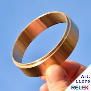 Monteringstillbehör för elpatron, distanshylsa i metall