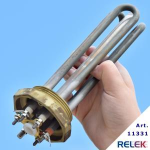 Elpatronelement  1500W R50 IL=180mm IU-31R EPE-1,5rf rostfri