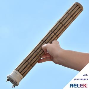Elpatronelement steatit som används till varmvattenberedare METROTHERM Kan enkelt bytas utan att tappa ner varmvattnet