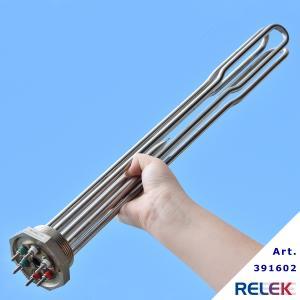 Elpatronelement IU39S 6kW 230/400V R50 IL=540mm