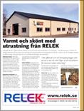 Artikel om RELEK i Företagsmagazinet