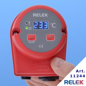 Elektronisk elpatronstyrning  RK71E, R50