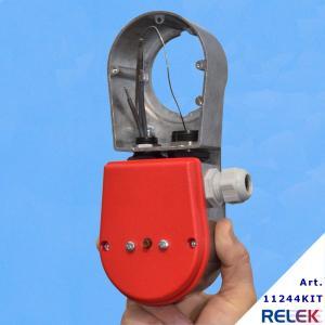 KIT för 11244 med plåt och box med överhettningsskydd