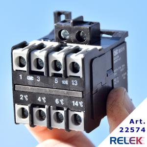 Kontaktor MOH-10E 3sl+1sl, Manöversp. 24V AC