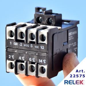 Kontaktor MOG-10E 3sl+1sl, Manöversp. 24V DC