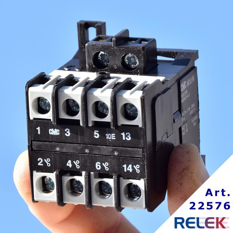 Kontaktor MOH-10E 3sl+1sl, Manöversp. 230V AC