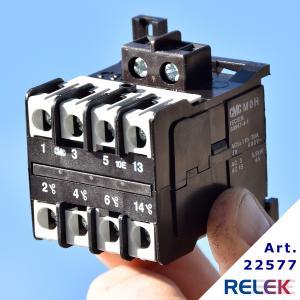 Kontaktor MOH-10E 3sl+1sl, Manöversp. 400V AC