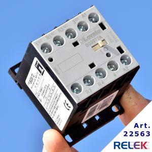 Lovato kontaktor 11BG09T2A 2sl+2br 230V AC.