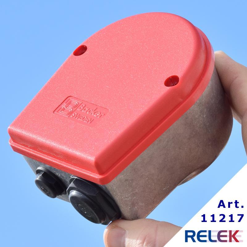 Kopplingsbox BK7 R50 IP54 Lågt lock