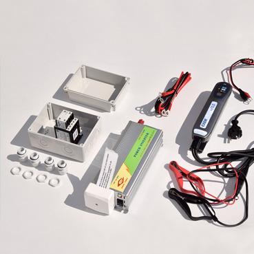 En komplett nödströmsanläggning från RELEK ger reservkraft och säker drift för er uppvärmning även när det blir strömavbrott