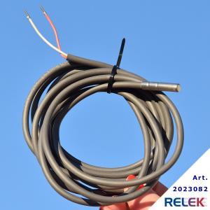 PTC-givare, -50/+150°C Silikon 3m -50/+150°C, för EV6412
