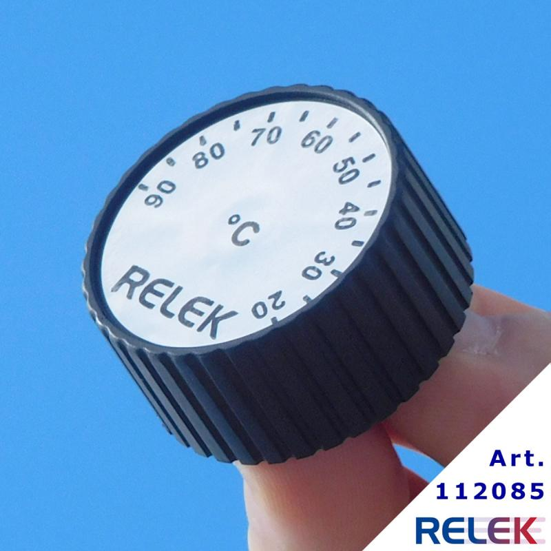 ratt för termostat o elpatroner, enstegs, mellan 0 och 85 grader