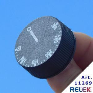 ratt för termostat, justeras mellan 50 och 300 grader