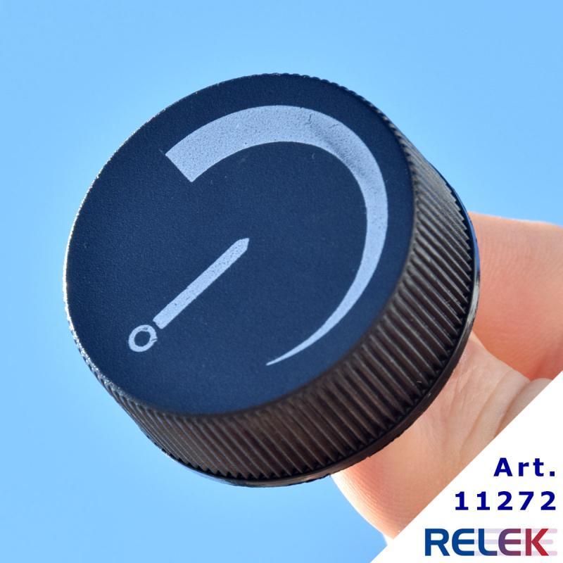 ratt för elpatron och termostat, även för kapillärrörstermostater. Steglös justering.