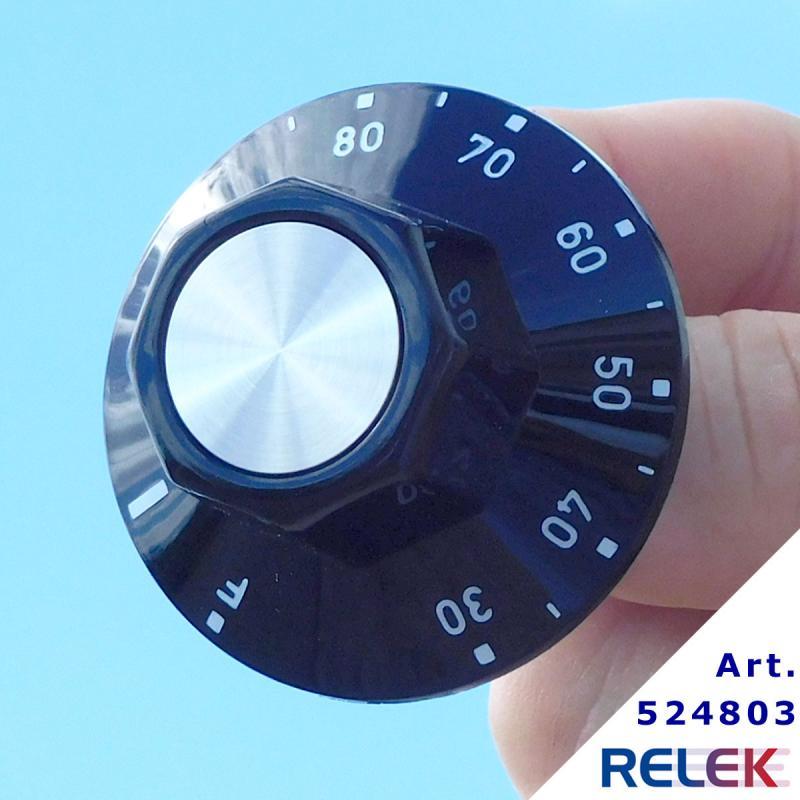 Termostat-ratt 30-85°C EGO