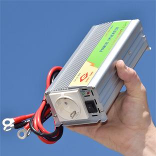 spänningsomvandlare inverter som ger 600watt för nödström och reservströmsanläggningar