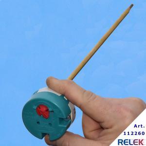 termostat kombinerad med överhettningsskydd temperatur 10 till 70 grader modell TSE00187  som ofta används till varmvattenberedare