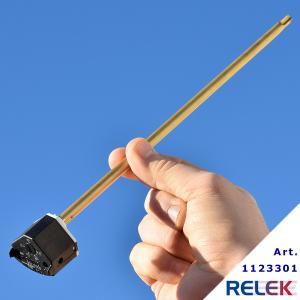 Stavtermostat, VKL 3301, 40-70°C, max 96°C, 7,5x280mm