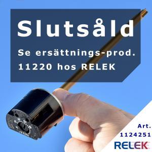 Slutsåld termostat så RELEK rekommenderar en annan termostat med artikelnummer 11220