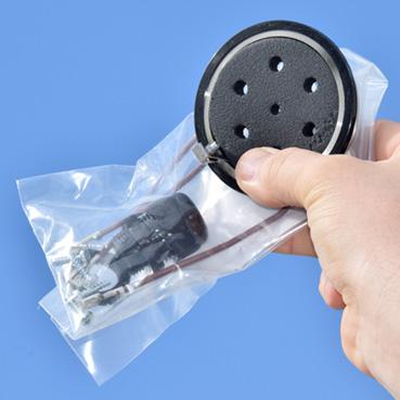 bild med montagesats för elektronisk elpatronstyrning rk31e med givare