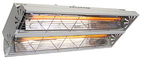 IR-värmare modell LBL 2000