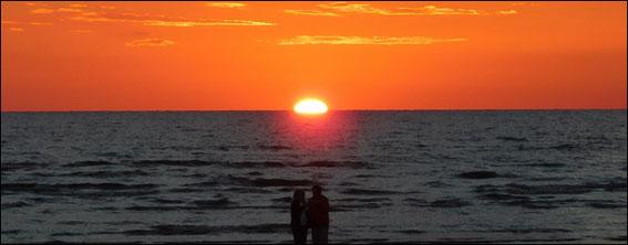 infravärmare från relek som ger samma behagliga värme som solen eller lägerelden