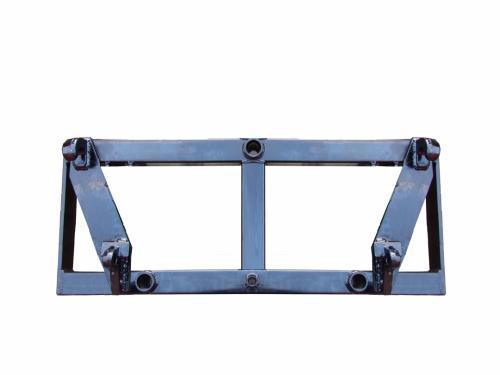 Balspjut - Ram - Euro 8 fäste - 1170 x 455mm