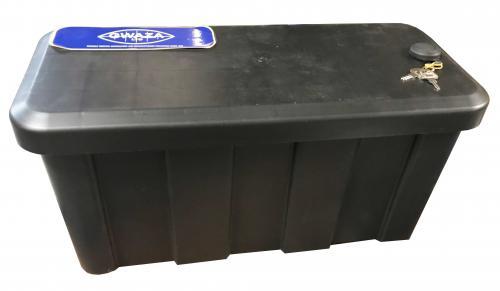 Verktygslåda för trailer i plast - Låsbar