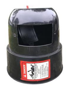 """PTO Säkerhetsskydd 8"""" / 200mm ID"""