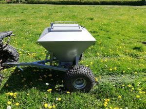Utfodringsvagn för ATV