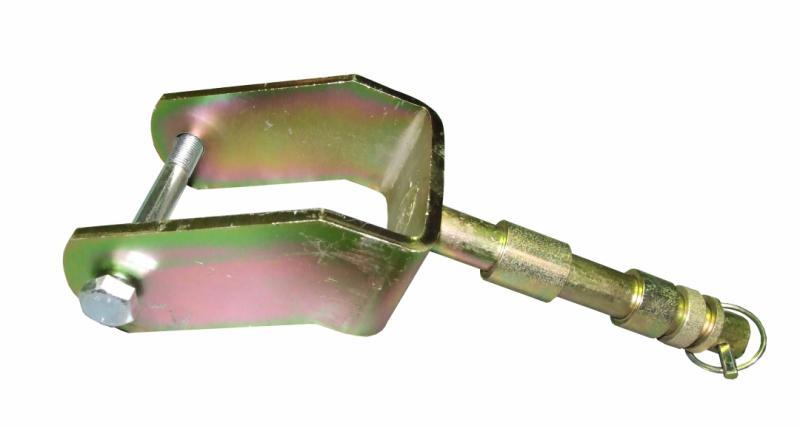 Hållare för gräsklipparhjul