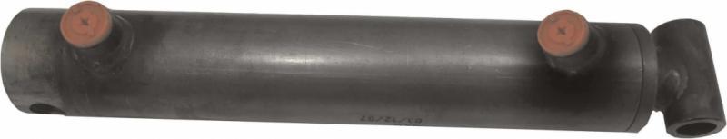 Dubbelverkande hydraulcylinder m. hylsa