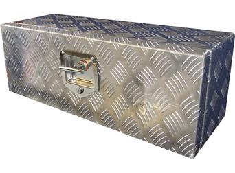 Verktygslåda i durkplåt 640 x 230 x 230mm