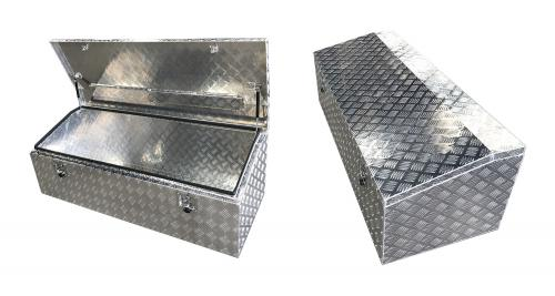 Verktygslåda i durkplåt 1500 x 600 x 500mm