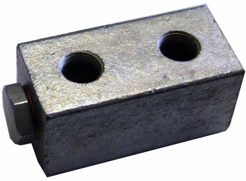 Hydraulblock 5 vägs