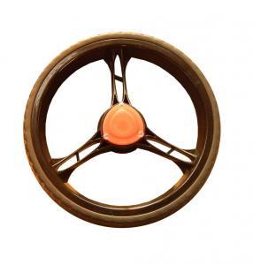 Hjul till ogrässpruta 10636