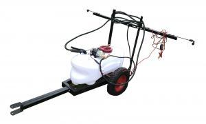 Spruta på vagn för ATV 100 liter