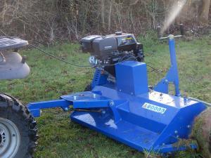 Slaggräsklippare 1,2m till ATV etc.