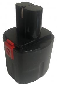 Reservbatteri till Batteridriven fettspruta art.nr 114