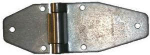 Gångjärnsblad 70x50mm