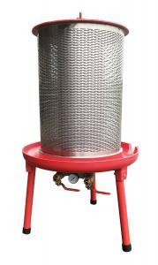 Fruktpress Vattendriven Hydropress 40 liter