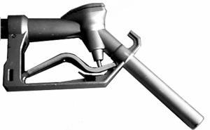 Slang - Pistolhandtag - Diesel